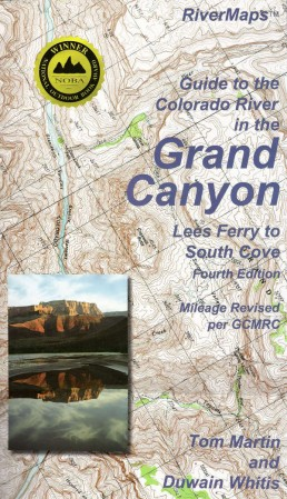 Maps, Colorado River in the Grand Canyon 1