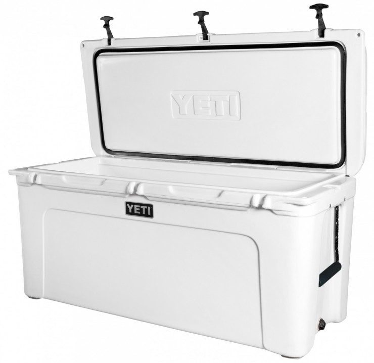 160 Qt Yeti Tundra Cooler