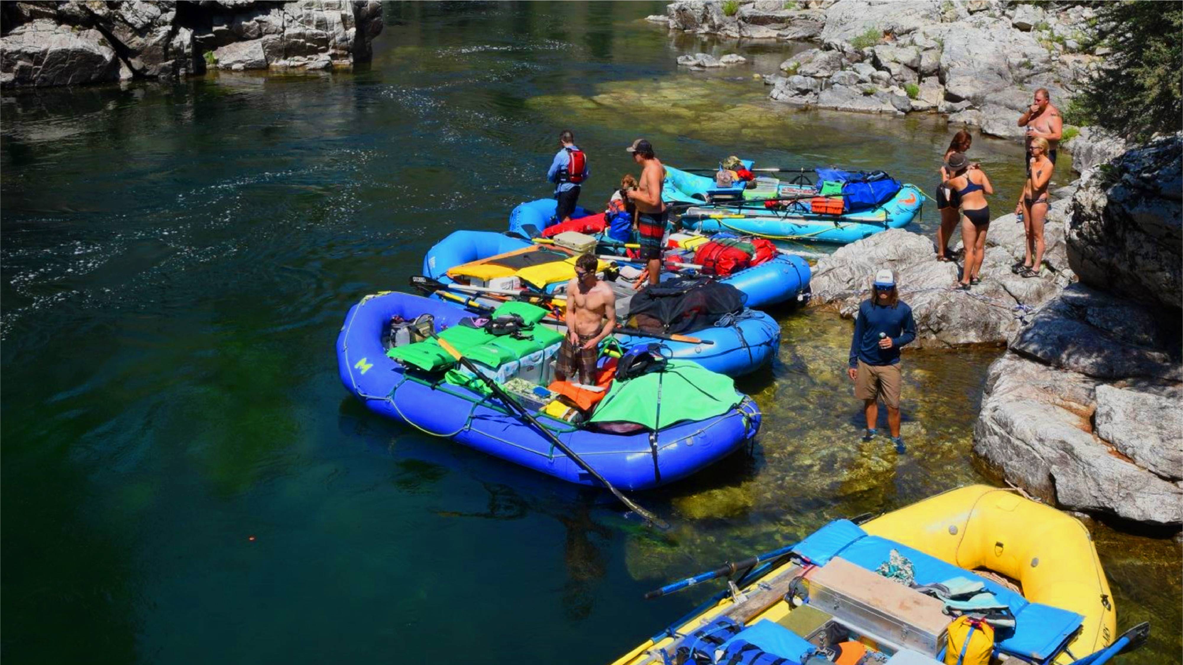 Cascade River Gear | Top quality rafts, kayaks, and river