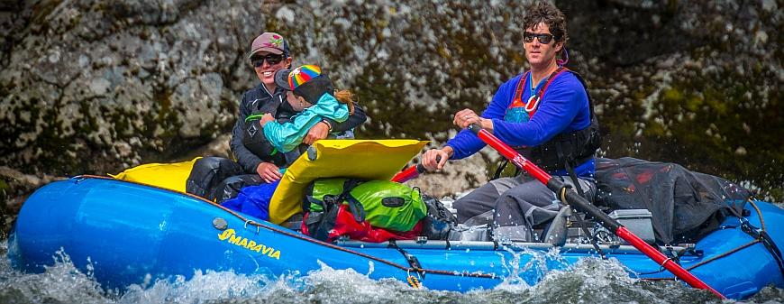 Maravia Wind Series | Cascade River Gear