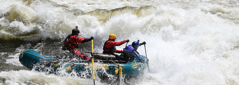 Cascade River Gear Header