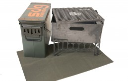 sdg fire pan kit