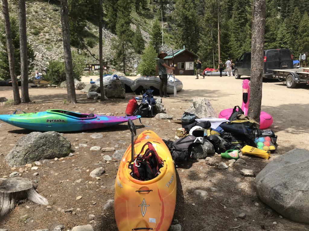 Kayakers are People Too  | Cascade River Gear
